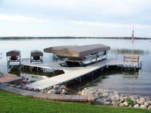 Boat Lift Replacement Canopy Covers Standard Custom