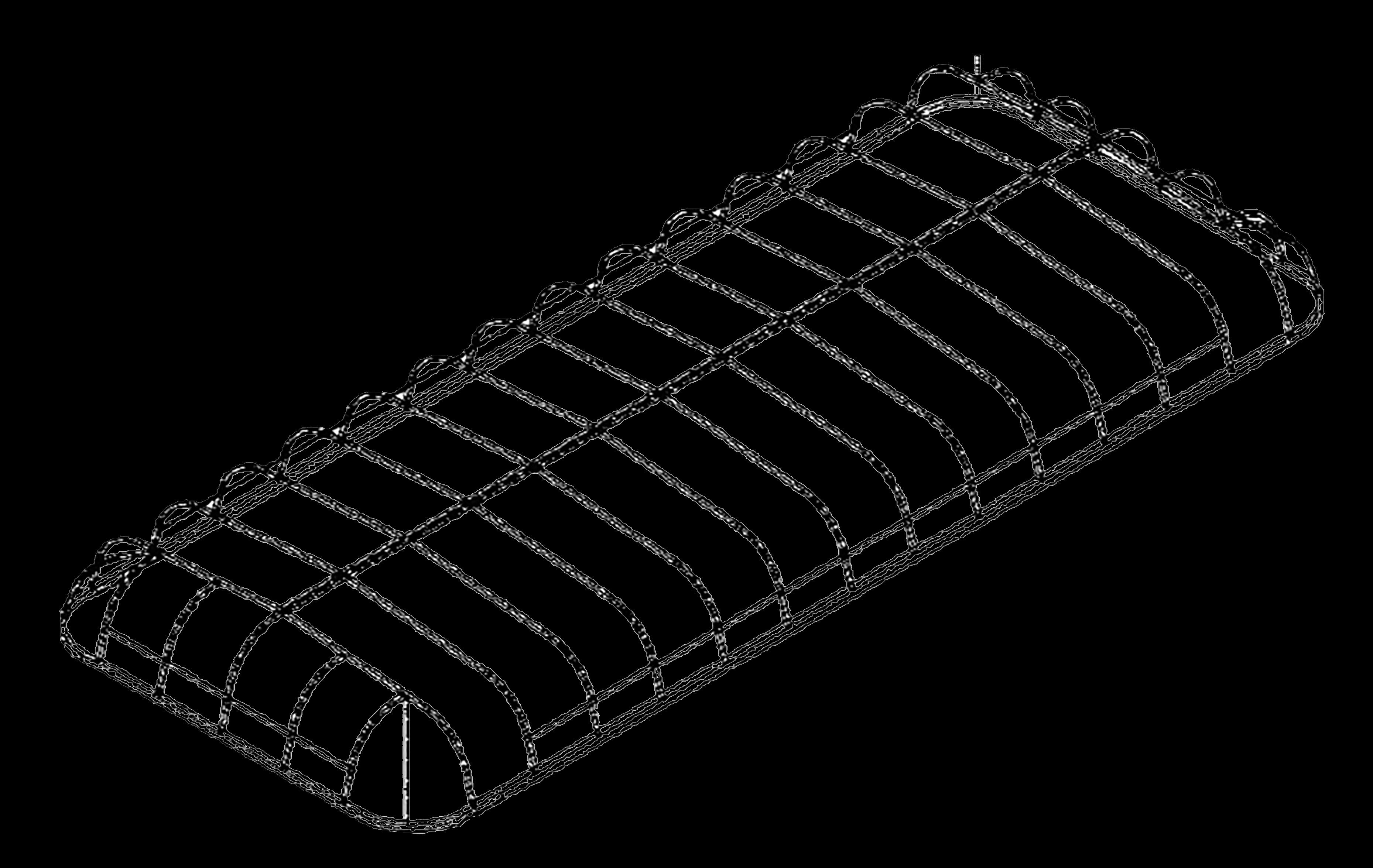 ShoreMaster Boat Lift Canopy frame